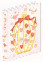 「PHOTO ALBUM」CLOTHES・PIN社もんシリーズのフォトアルバム(差込式、40ポケット)です。