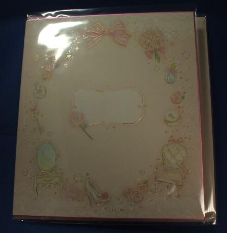 たけいみきデザインのミニカード付2つ折色紙(CLOTHES・PIN社製)