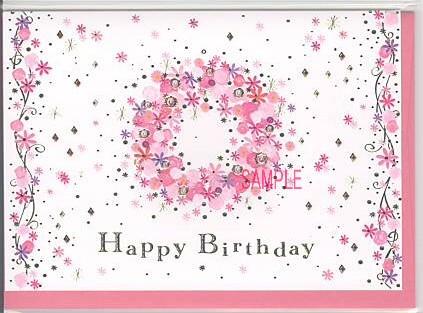 「Happy Birthday」