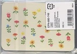 ベアーズウイッシュシリーズのダイカットメッセージカード(8枚入)です。